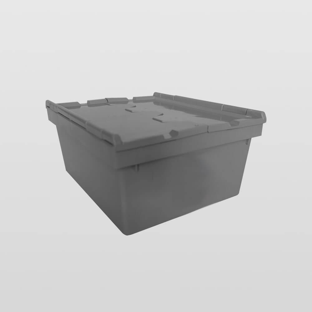 Plastic Micro Tote Box